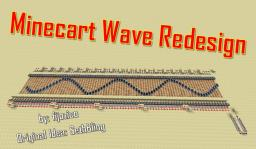 Minecart Wave Redesign Minecraft Map & Project