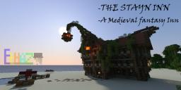 The Stayn Inn -35 Subs Special [World Download] [Full Interior] Minecraft Project