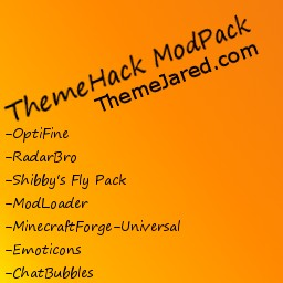ThemeHack ModPack (2013) 1.4.7 (Download) Minecraft Blog Post