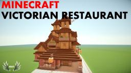 Victorian Restaurant + Download Minecraft Map & Project