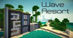 Wave Resort - A Modern Build Minecraft