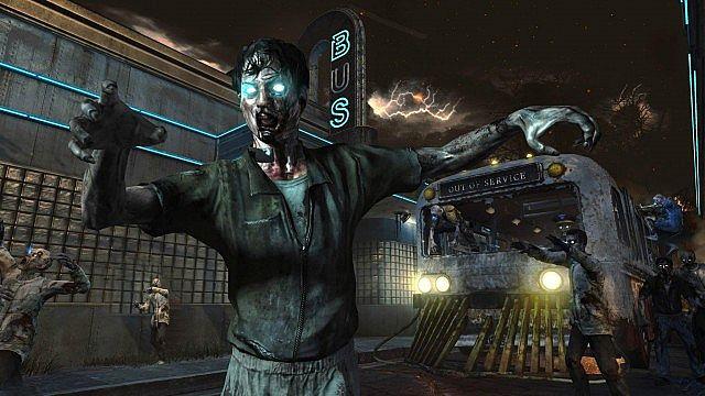 Minecraft Zombies] Black Ops 2 - Green Run Tranzit [Perks ... on