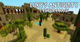 Luky's Antiquity texture pack [16x16] Minecraft Texture Pack