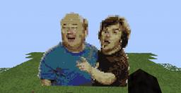 TENACIOUS D {read desc } Minecraft Map & Project