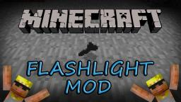 Flashlight Mod - Mod Spotlight Minecraft Blog Post