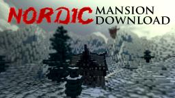 Nordic Mansion - Download Minecraft Map & Project