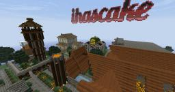 VanillaCake 1.4.6 (Well 90% vanilla 10% chocolate) Minecraft Server