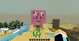PigCraft Mascot! Minecraft Map & Project