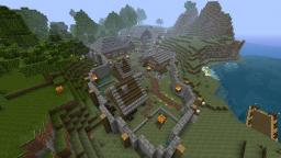Survival Village (Survival Map) + Download Minecraft Project