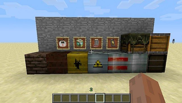 Black Mesa Blocks