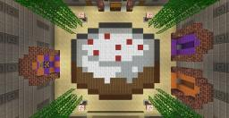 CAKE-PITALISM - team based pvp map Minecraft