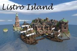 Listro Island Minecraft Map & Project