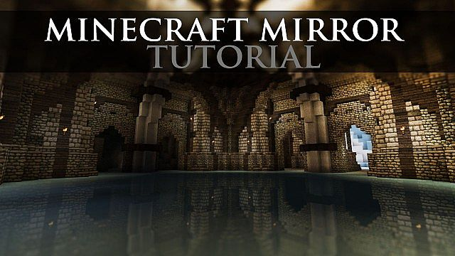Mirrored Floor Tutorial Minecraft Project