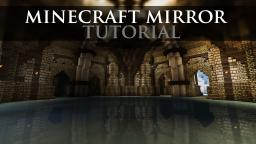 Mirrored floor +Tutorial Minecraft Map & Project
