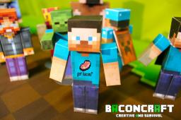 BaconCraft Creative&Survival Minecraft Server