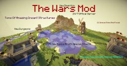 [1.6.4] [V6.3] The Wars Mod -  80+ Instant Structures Minecraft Mod