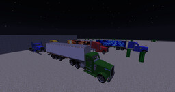 [Forge || 1.12.x MC] Fex's Vehicle and Transportation Mod { Cars, Trucks, Trailers, Trains & More! } Minecraft Mod