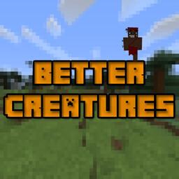 Better Creatures Minecraft Mod
