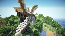 Unity Windmill - With Download Minecraft Map & Project