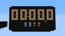 Compact Hopper Timer (R005) Minecraft Project