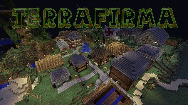 Terrafirma Minecraft Server