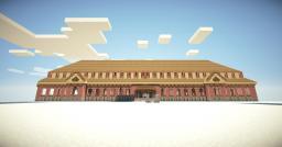 lagre villa Minecraft Map & Project