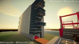 Manchester Civil Justice Centre Minecraft Project