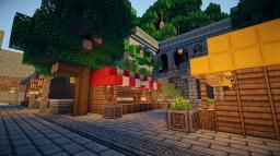 The City of Vindicta Minecraft Map & Project