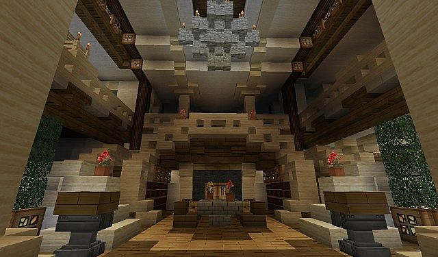 royal castle minecraft project