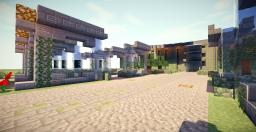 Plaza Spawn Minecraft Map & Project