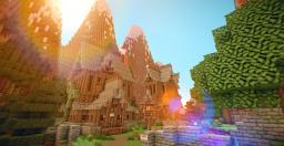 Fallhaven Hamlet Minecraft Map & Project