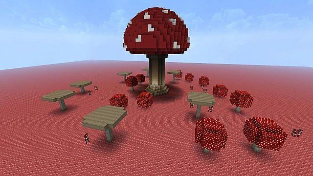 Huge mushroom – Official Minecraft Wiki