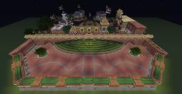 Minecraft Disneyland California! Minecraft Project