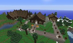 Viking building pack Minecraft Map & Project