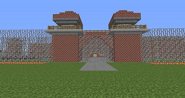 Minecraft Prison Minecraft Project