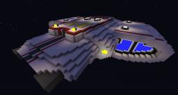 U.S.S. Defiant - WIP Minecraft Map & Project
