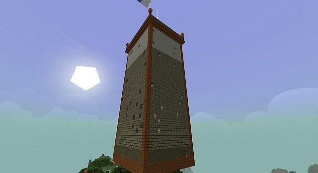 Tower climbing... meh