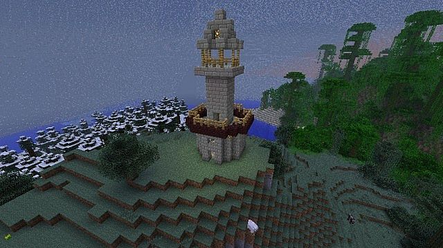 Minecraft hunger games map minecraft project for Mine craft hunger games