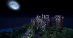 City of Maligan (Timelapse) Minecraft Project