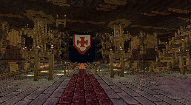 Viking Hall Minecraft Project