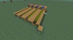 Automatic Wheat Farm by QuaX Minecraft Map & Project