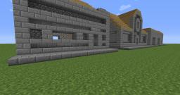Port style server spawn buildings Minecraft Map & Project