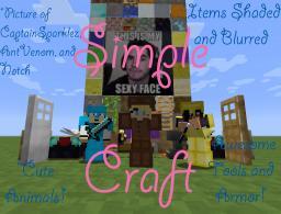 ~SimpleCraft~ Minecraft Texture Pack