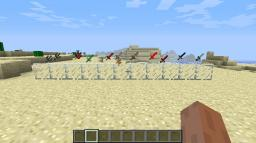 [1.5.1][Modloader]Mo' Swords++(Fixed Armor Texture Glitch)(Forge Version Coming Soon!) Minecraft