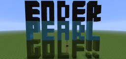 Ender Pearl Golf Minecraft Project