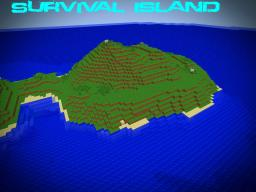 Survival Island [HARD] Minecraft Project