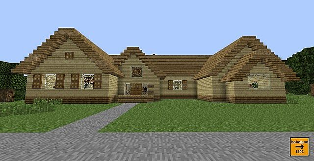 Bobo S Ranch House Minecraft Project