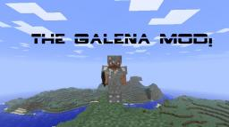 Galena Mod! Minecraft Mod