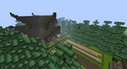 Nordic Inspired Settlement Minecraft Map & Project