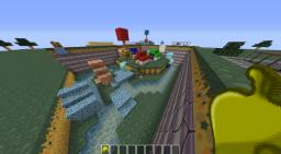 Animal Crossing by Ohaite Minecraft Map & Project